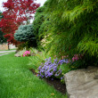 Landscaped — Stock Photo