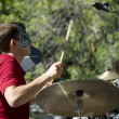 Percussion Player — Stock Photo #33469503
