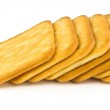 Dry crackers — Stock Photo #51524539