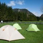 Tourist tent — Stock Photo #26296531