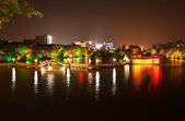 Guilin nightscape — Stock Photo