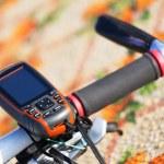 GPS receiver — Stock Photo