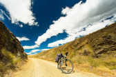 Een mountainbike — Stockfoto