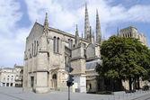 Catedral de burdeos — Foto de Stock