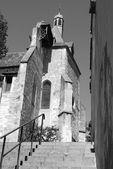 Saint Jacques church — Stock Photo