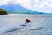 Jet Skiing — Stock Photo