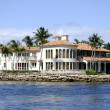 Mansion in Fort Lauderdale — Lizenzfreies Foto