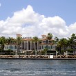 Mansion in Fort Lauderdale - Stock Photo