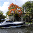 Boat in Fort Lauderdale — Stock Photo #23642267