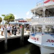 Jungle Queen Riverboat — Stock Photo #23643019