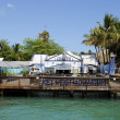 Key West Aquarium — Stock Photo