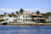 Mansion in Fort Lauderdale — Stock Photo
