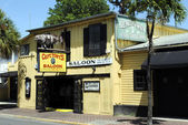 Captain Tony's Saloon — 图库照片