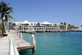 Key West Harbour — Stock Photo