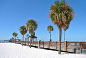 Pier 60 Clearwater Beach Florida — Stock Photo
