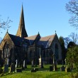 Stock Photo: Christ Church Friezland in Oldham