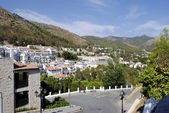 Mijas village in spain — Stock Photo