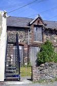 Old house in Conwy, Wales — Foto Stock