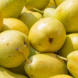 Pears for Sale — Stock Photo
