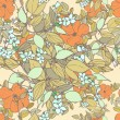 Floral seamless pattern — Stock Vector #26577845