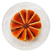 Hungarian Dobos torte - cake — Stock Photo