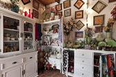 复古家居装饰 — 图库照片