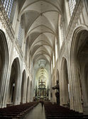 Cathedral of Our Lady in Antwerp — Stock Photo