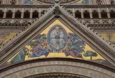 Katedra w orvieto. umbria. włochy. — Zdjęcie stockowe