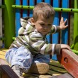 Toddler chute — Stock Photo #28622965