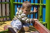 Toddler chute — Stock Photo