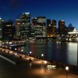 Stock Photo: Nightly Sydney