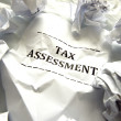 Tax Assessment — Stock Photo