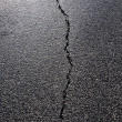 Royalty-Free Stock Photo: Cracked Pavement!