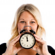 Fertility Clock is Ticking! — Stockfoto