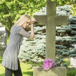 Grief and Death — Stock Photo