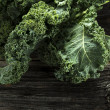 Organic Kale — Stock Photo