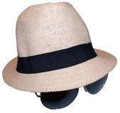 Summer hat — Stock Photo