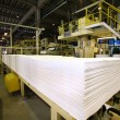 Paper factory - Stock Photo