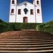 Stock Photo: Colonial church