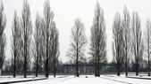 Dachau concentration camp — Stock Photo