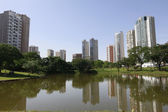 Goiania, goias, brazil — Stock Photo