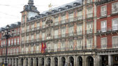 Plaza mayor, madrid , spain — Stock Photo