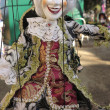 Venetian doll — Stock Photo