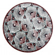Decorative plate — Stock Photo