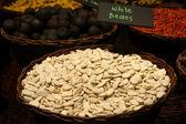 White beans — Stock Photo