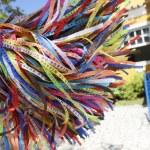 Brazilian wish ribbons — Stock Photo #47233773