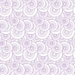 Background of decorative color swirl patterns — Stock Photo