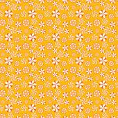 Decorative floral background — Stock Photo