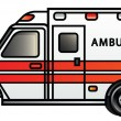 Ambulance — Stock Vector #23821525