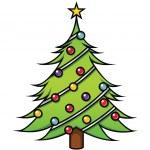 Christmas Tree — Stock Vector #24796631